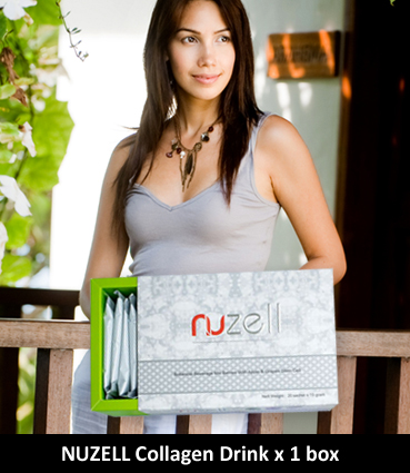 Nuzell Collagen Drink The Hally Shop