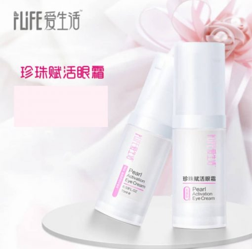 The Hally Shop iLife Pearl Activation Eye Cream