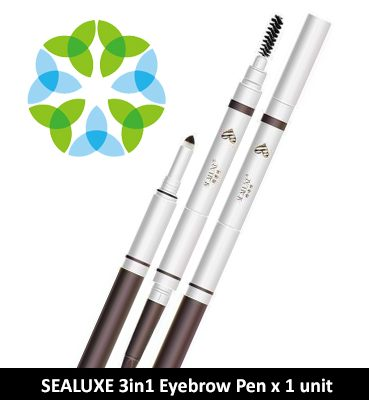 Greenleaf Sealuxe 3in1 Eyebrow Pen
